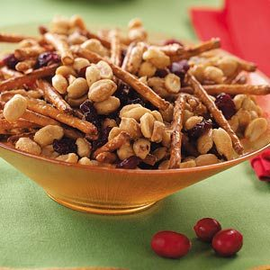 Maple Peanut Mix Recipe