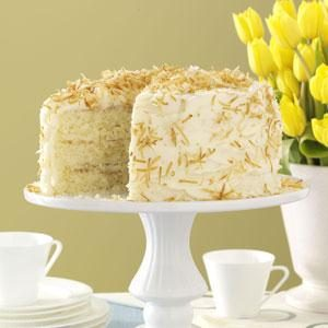 Coconut Cake Recipes