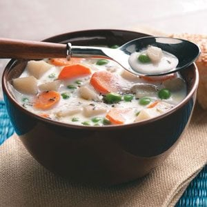 Veggie Potato Soup