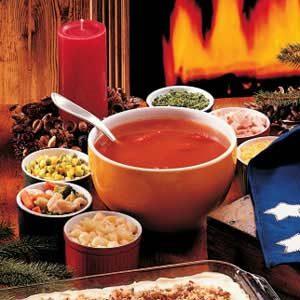 Soup Bar Recipe