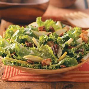 Fall Harvest Salad Recipe
