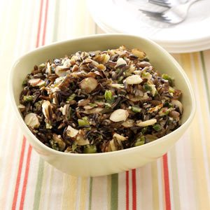 Nutty Wild Rice Recipe