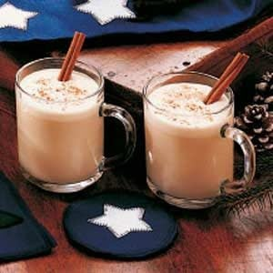 Hot Almond N Cream Drink Recipe