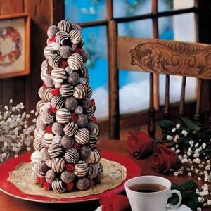 Truffle Topiary Recipe