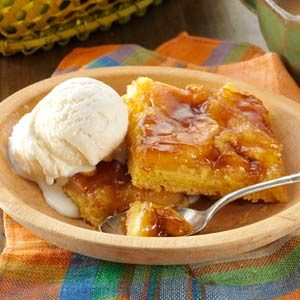 Country Apple Dessert Recipe