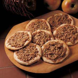 Mini Apple Pizzas Recipe