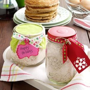 30 Recipes for Gifts in a Jar