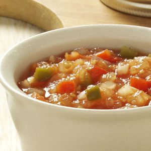 Tomato Bounty Salsa Recipe