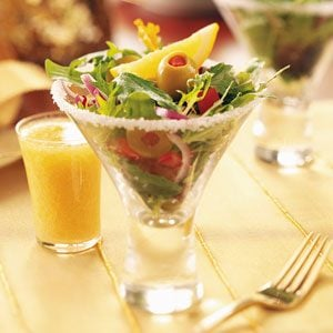 Spectacular Dirty Martini Salad Recipe