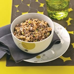 Rice and Barley Pilaf