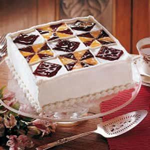Quilter's Cake Recipe