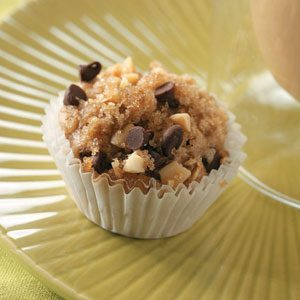 Peanut Butter-Banana Muffins Recipe