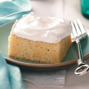 Favorite Tres Leches Cake Recipe