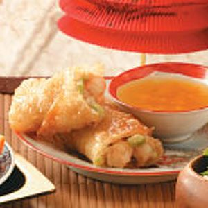 Shrimp Egg Roll Recipe