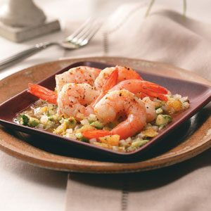 Orange Shrimp Mojo Recipe