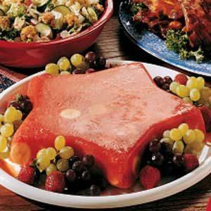 Frozen Fruit Salad Mold Recipe