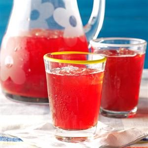 Sweet Raspberry Tea Recipe