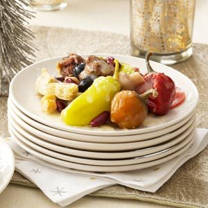Hot Antipasto Recipe