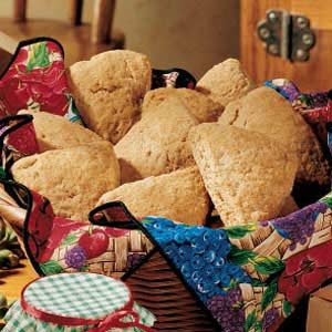 Breakfast Scones Recipe