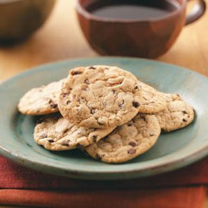 Amaretto-Almond Bliss Cookies Recipe