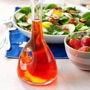 Homemade Strawberry Vinegar Recipe