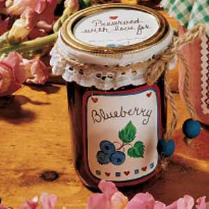 Very Berry Spread Recipe