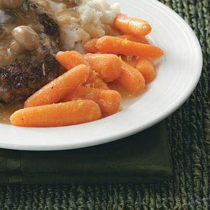 Carrots with Lemon Butter Recipe
