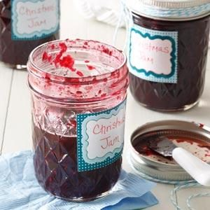 Homemade Christmas Jam Recipe