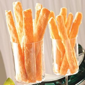 Easy Cheese Straws Recipe