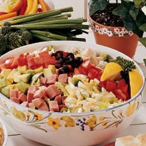 Classic Cobb Salad Main dish Recipe