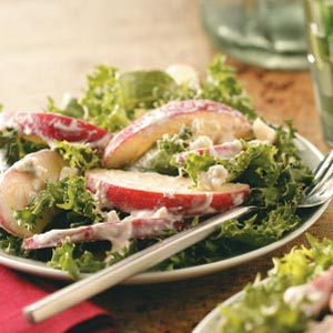 Apple and Gorgonzola Salad Recipe