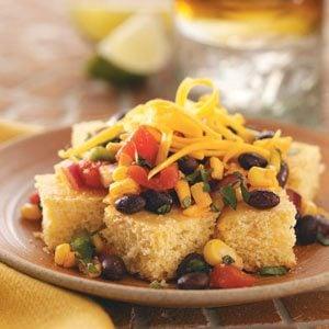 Southwest Corn Bread Salad Recipe