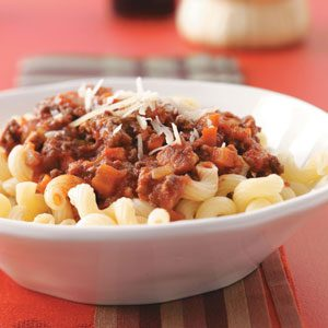 Homemade Ragu Bolognese Recipe