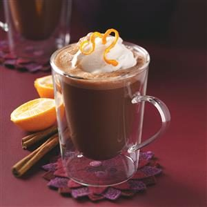 Frothy Mexi-Mocha Coffee Recipe