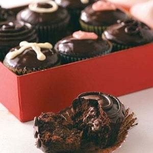 Box-of-Chocolates Cupcakes Recipe