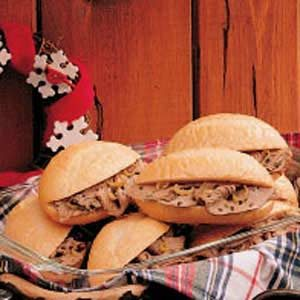 Robust Beef Sandwiches Recipe