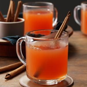 Hot Cranberry Cider Recipe