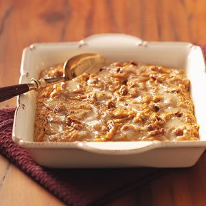 Sweet Potato Praline Swirl Recipe
