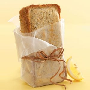 Light and Lemony Poppy Seed Bread Recipe