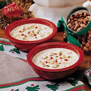 White Christmas Chili Recipe