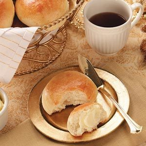 Big-Batch Yeast Rolls Recipe