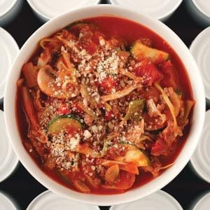 Hearty Cabbage Soup Recipe