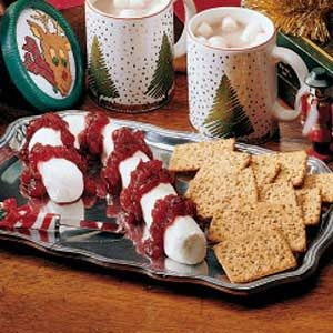 Merry Berry Appetizer Recipe