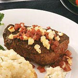 New Year's Eve Tenderloin Steaks Recipe
