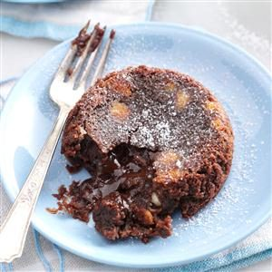 Chocolate Lava Cakes Recipe