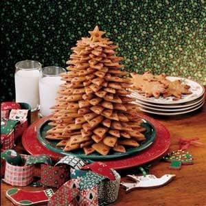 Gingerbread Tree Recipe Recipe