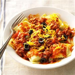 Hearty Beef Ravioli Recipe