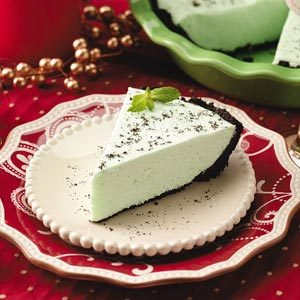 Quick Grasshopper Pie Recipe