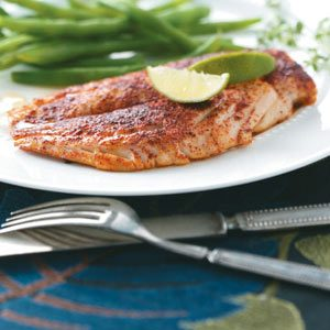 Honey-Lime Red Snapper for Two Recipe