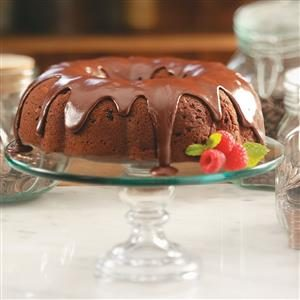 Chocolate Spice Cake Recipe
